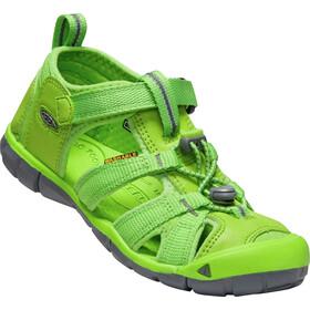 Keen Seacamp II CNX Sandals Kids vibrant green